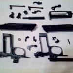 Части и механизмы оружия после воронения
